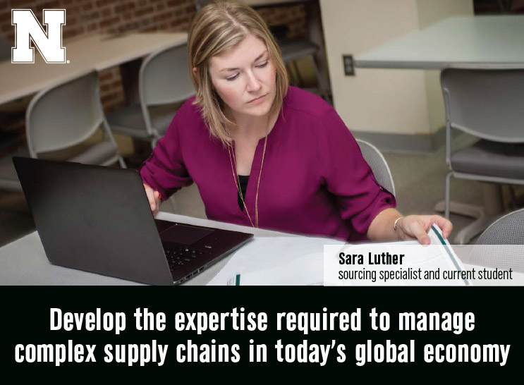 Develop the expertise required to manage complex supply chains in today's global economy