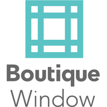 Boutique Window Logo