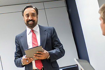 Dr. Sohi will instruct executive education