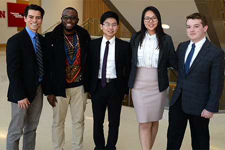 The first place team presented a plan aimed at exporting biostimulant products to Rwanda.