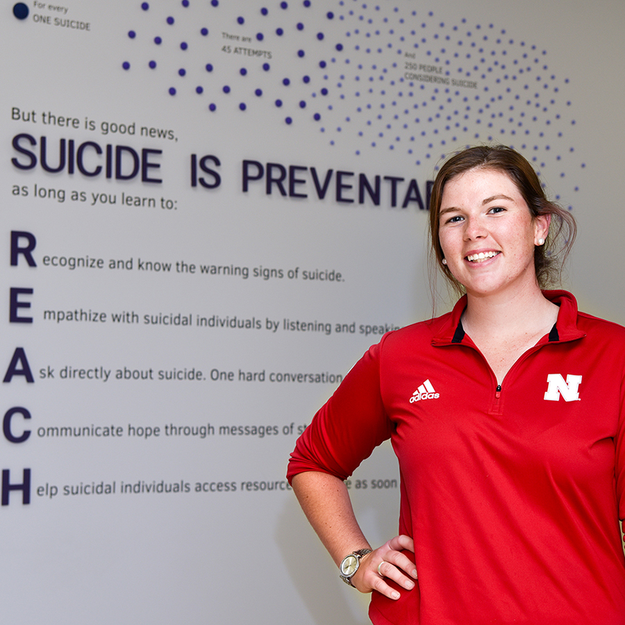 Smith Creates Design to Help Save Lives