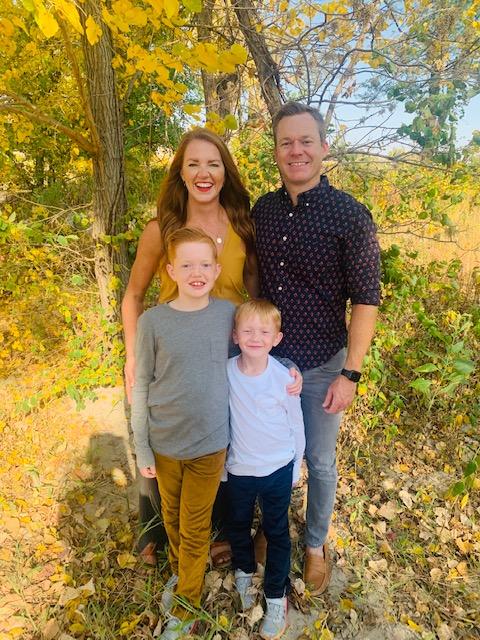 Allison Dahl's Family