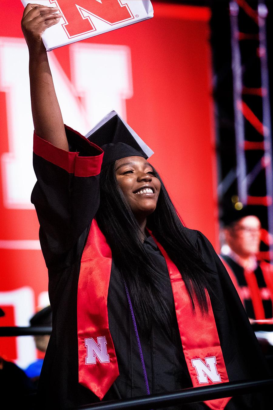 Paska Juma Graduation