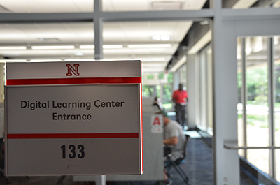 CBA students get first look at new Digital Learning Center