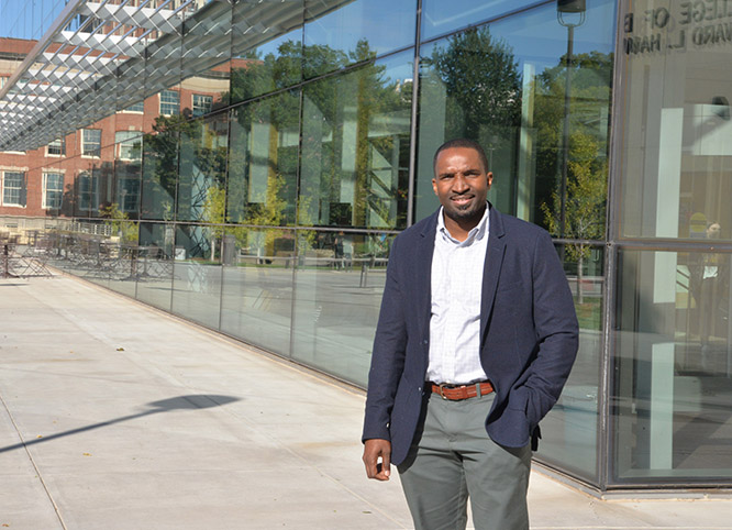 Neal leads inclusion and diversity efforts at KPMG in Omaha and supports starting a chapter of the National Association of Black Accountants at the University of Nebraska.