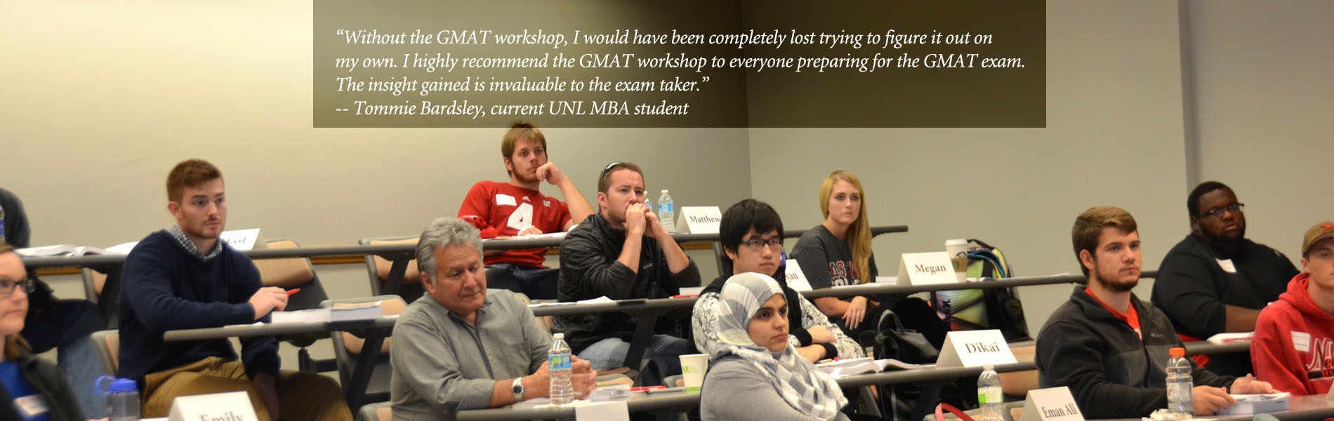 GMAT Workshop