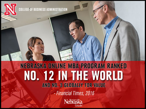 MBA FT Online Program Ranking #12