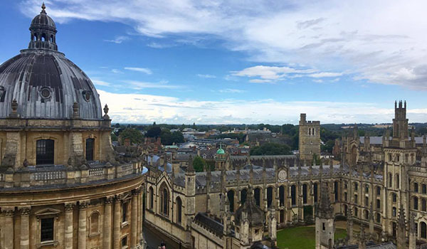 A parting shot of Oxford.