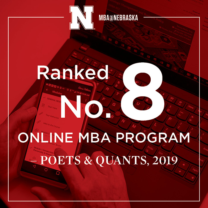 MBA@Nebraska Enters Poets & Quants Top 10 Rankings