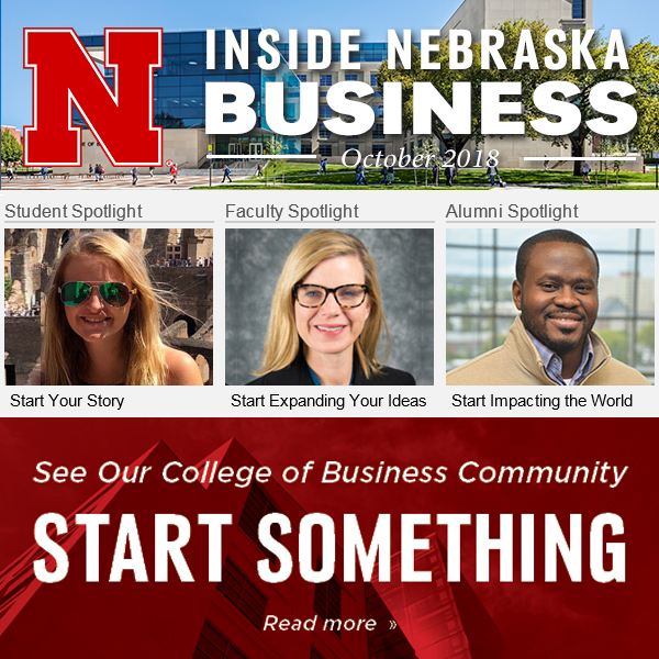 Inside Nebraska Business October 2018