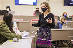 Accounting Improv Course Bolsters Students' Communication Skills