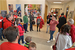 Alumni Tailgate Rallies College Community