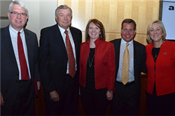 Top Business Leaders Honored at CBA Advisory Board Luncheon