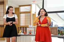 Curiel Finds Her Voice by Building Business