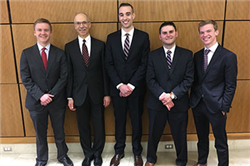 UNL Team Captures First Place in ACG Cup Competition