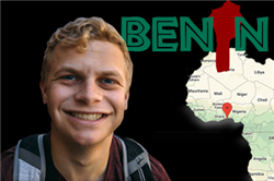 Chase Caverzagie – Benin Global Immersion Blog