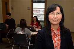 Audit Experience Inspires Wu's Research