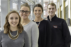 Business and Architecture Students Place Top-Five in Global Competition