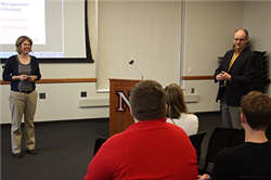 UNL Actuarial Science Club hosts Drake Exchange
