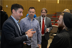 Entrepreneur Panel Provides Blueprint to Business Success for Students
