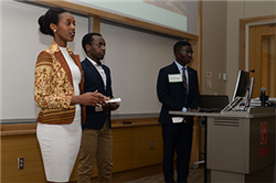Global Teams Utilize Cross-Cultural Skills at Export Challenge