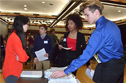 PBL Hosts 400 High School Students at Business Competition