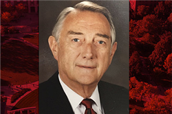 Former Dean Goebel Dies, Revered for Service to Nebraska
