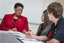 UNL Society for Human Resource Management Earns National Merit Award