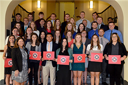Undergraduate Business Students Recognized for Academic Achievement
