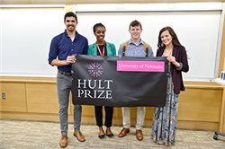 Striving to Make an Impact Through Hult Prize