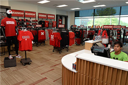 College of Business Huskers Shop Opens Opportunities for Students
