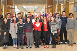 International Education Week Celebrates Culture, Exchange