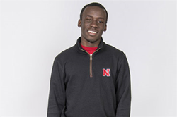 Rolle Discovers Academics and Community as His Nebraska Advantage