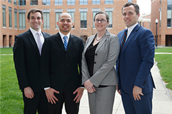 MBA Students Participate in Big Ten + Case Competition