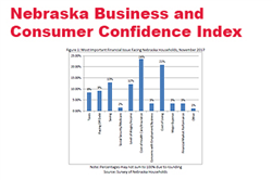 November Surveys: Nebraska Consumer and Business Confidence Surge