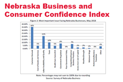 Consumer and Business Confidence Fall in Nebraska