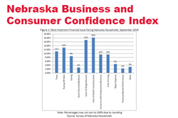 Consumer Confidence Turns Negative in Nebraska