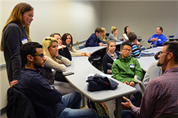 Marketing Students Gain Mentors Through American Marketing Association