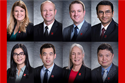 Eight New Faculty Join Nebraska Business