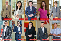 Ten New Faculty Strengthen Teaching and Research at Nebraska Business