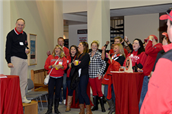 Nebraska at Oxford Tailgate Celebrates Program's Silver Jubilee