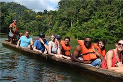 Students Visit Panama with Sustainable Mission