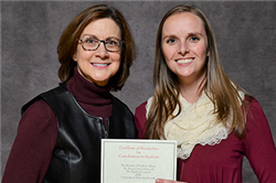 Nebraska Business Faculty and Staff Honored by Parents Association
