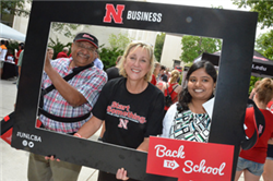 Back to School Bash Held for Last Time at Current CBA Building
