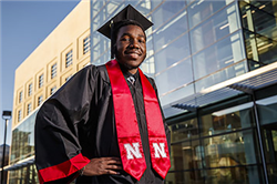 Global Opportunities, Business Experiences Shape Husker's Future