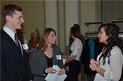 Reverse Career Fair Gives CBA Students Home Advantage With Employers