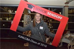 Senior Sendoff Highlights Weekend of Graduation Activities