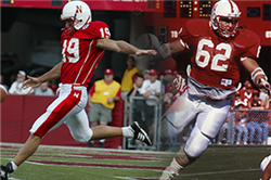 Nebraska Business Alumni to Join Nebraska Football Hall of Fame