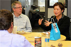Center for Entrepreneurship Hosts Entrepreneur in Residence Opportunities