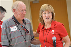 Nebraska Business to Celebrate Alumni at Homecoming Tailgate